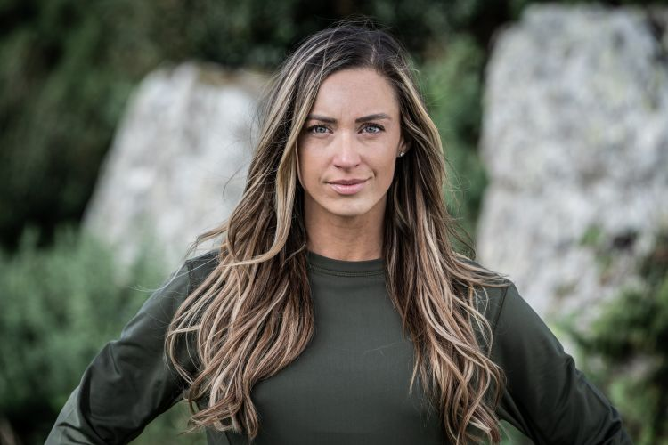 SAS Who Dares Wins 2020 Kirsty Episode 3 Credit: Channel 4