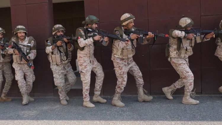 Exercise Desert Warrior 3: How British Troops Are Training The Kuwaiti Army