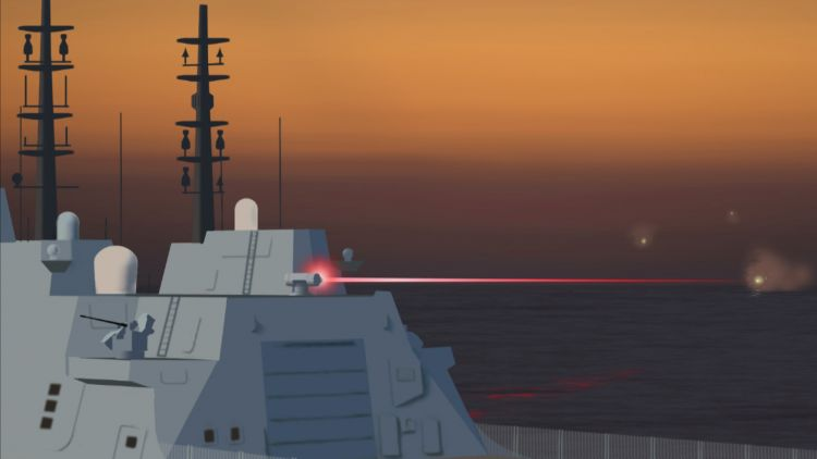 Frontline Tech: How Are Radio Frequency Weapons Shaping