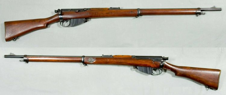 Lee-Metford Rifle