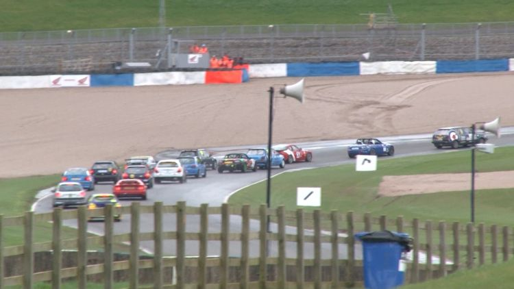 Winner Of Armed Forces Championship Decided At Donnington Park