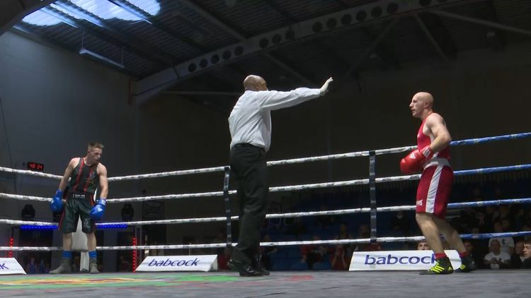 Army Boxers Battle Their Way Onto Elite Team
