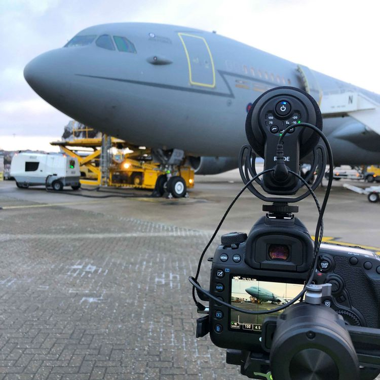 Media And The Military Camera Aircraft