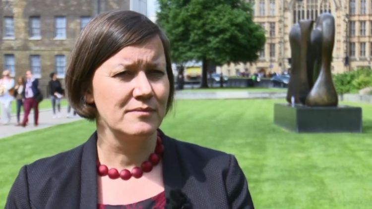 Labour MP Meg Hillier is the chair of the Commons Public Accounts Committee.