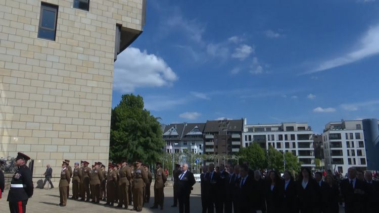 A big reduction in Britain's troop presence in Germany means that the headquarters will close in September.