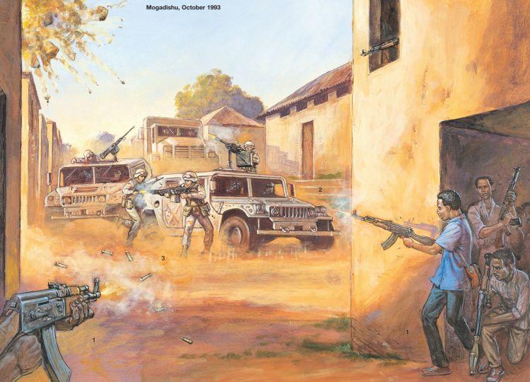 First Battle of Mogadishu