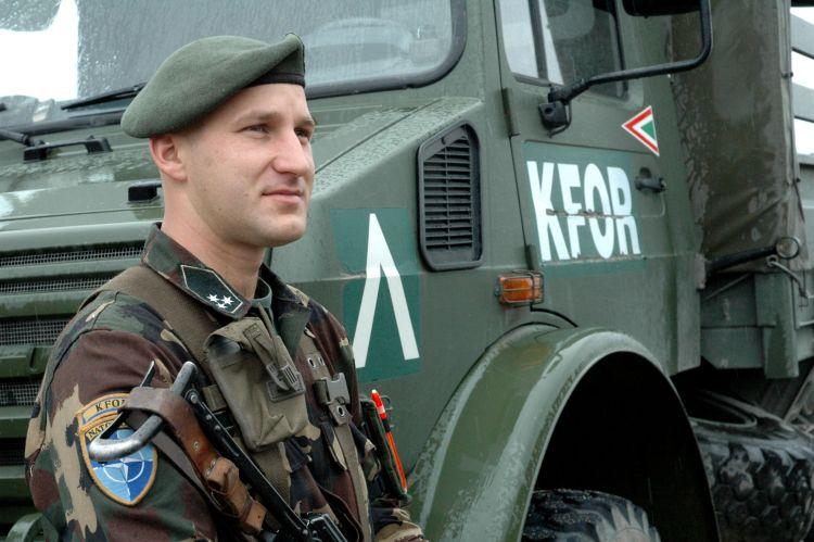 Image result for Kosovo NATO