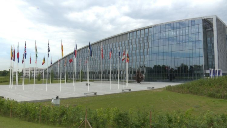 The summit begins on Wednesday at NATO Headquarters in Brussels.