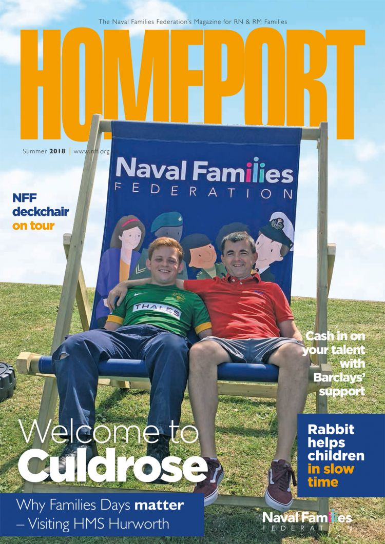 Homeport Magazine