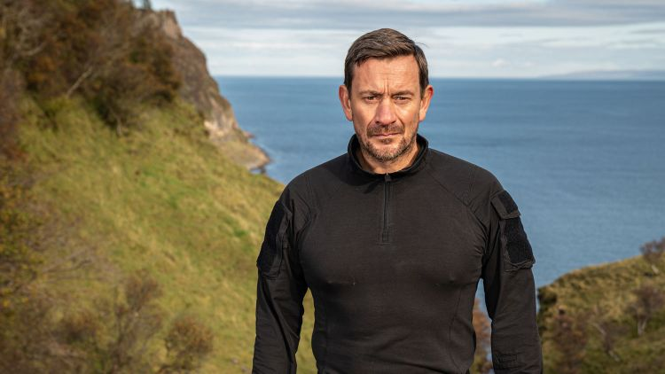 Ollie Ollerton SAS Who Dares Wins Credit Channel 4