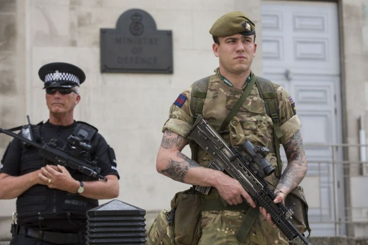 No-Deal Brexit Could Lead To The Military Supporting Civilian Authorities