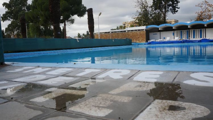 Op Tosca Ledra Palace Hotel swimming pool