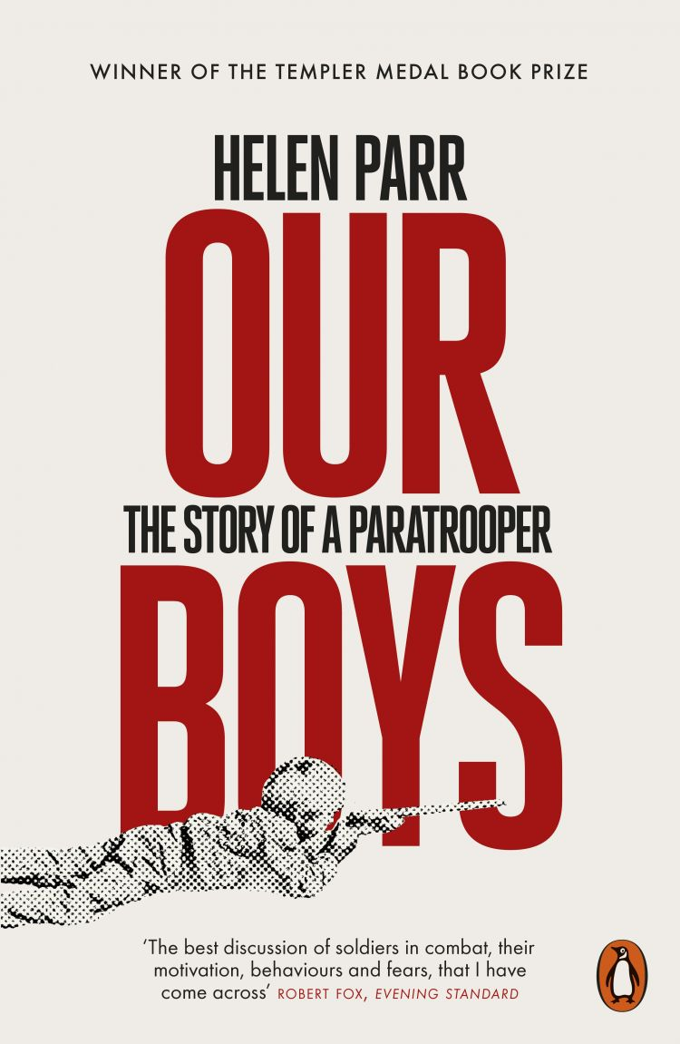 Our Boys by Helen Parr cover image