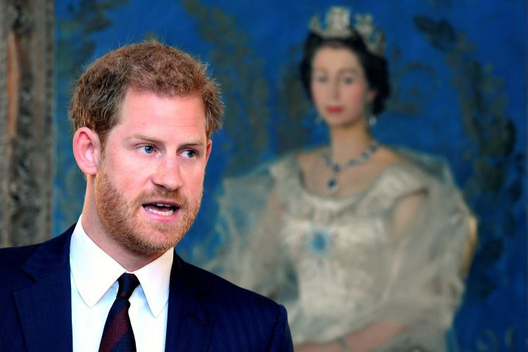Prince Harry Launches Plan To Tackle Military Mental Health
