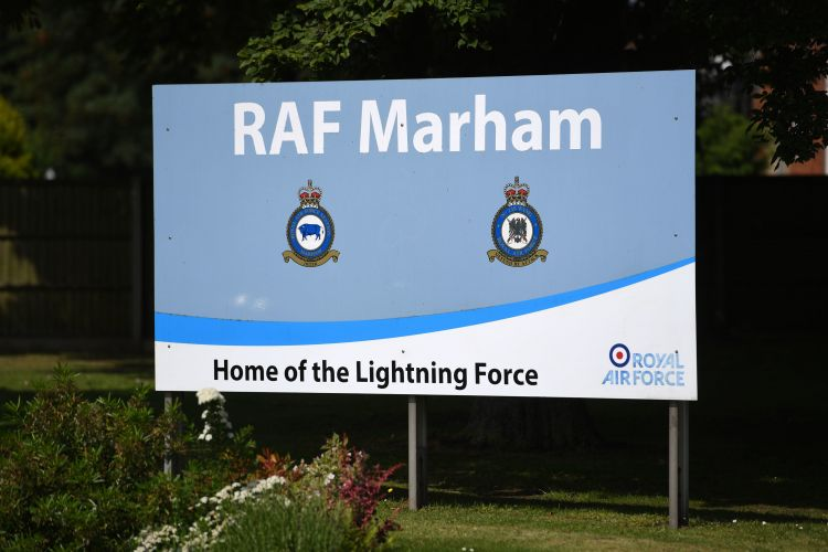 RAF Marham - Home of the Lightning Force