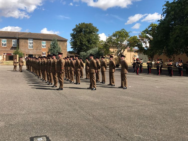 33 EOD Reformation Parade