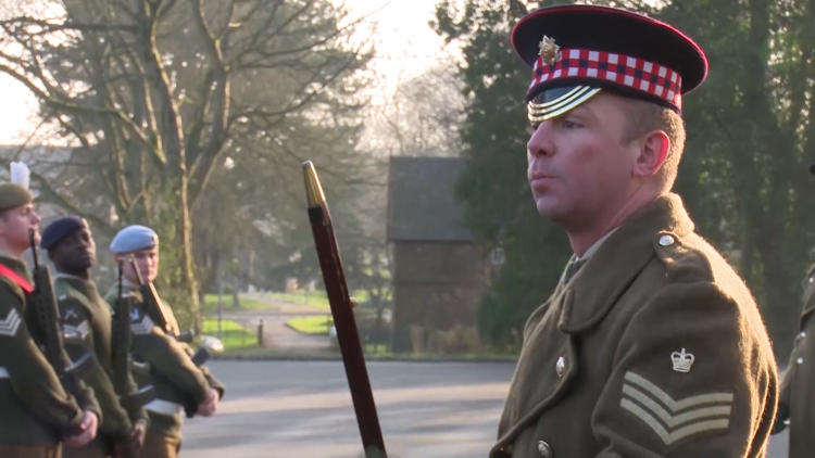What S The Deal With British Military Uniforms