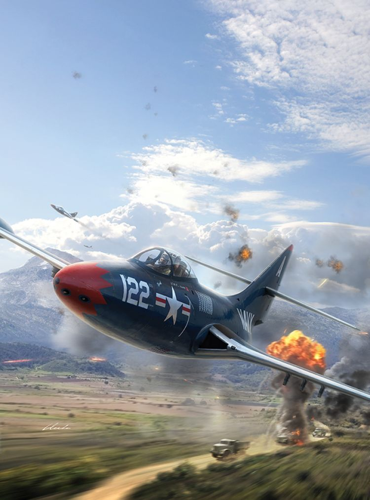 Jets To The Fore: How Korea Changed Aerial Warfare