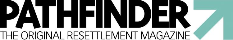 Pathfinder International Resettlement Magazine Logo