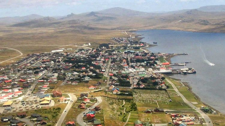 Port Stanley - Falkland Islands