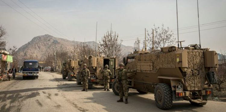 Soldiers from the 2nd Battalion Yorkshire Regiment or 2 YORKS are currently deployed in Kabul Afghanistan in support of the NATO Resolute Support Mission