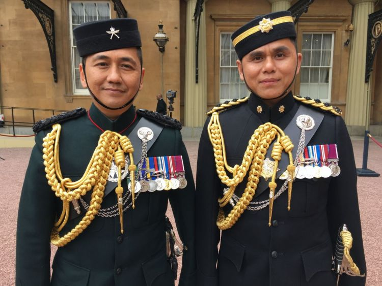 Queen's Gurkha Bodyguards Small