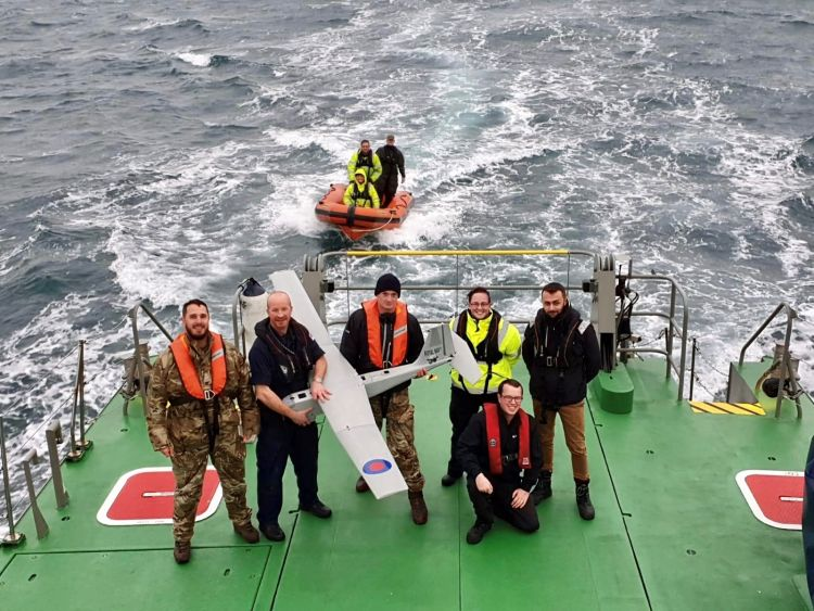 RNAS Culdrose Squadron 700X Leading Royal Navy Research Into Drones And Remotely Piloted Air Systems 3 Credit Royal Navy 170120.jpg