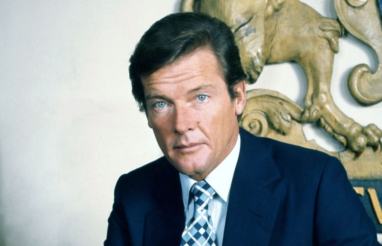 Sir Roger Moore: A Saint, A Spy And A CSE Legend Picture Credit Allan Warren