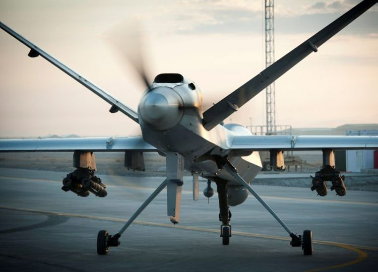Royal Air Force Reaper RPAS