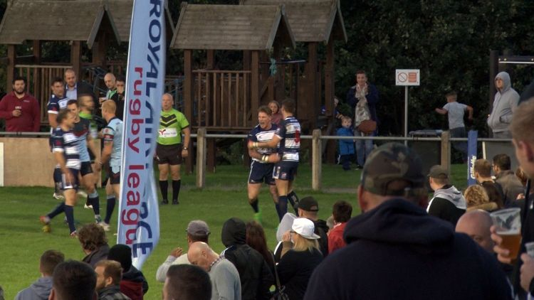 Royal Navy vs RAF rugby league