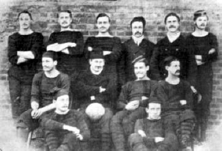 Royal Engineers AFC 1875