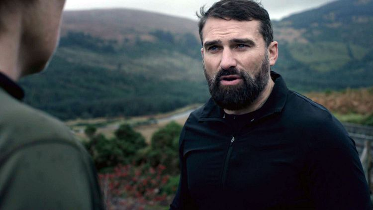 Ant Middleton SAS Who Dares Wins Chief Instructor Episode 6 Credit Channel 4