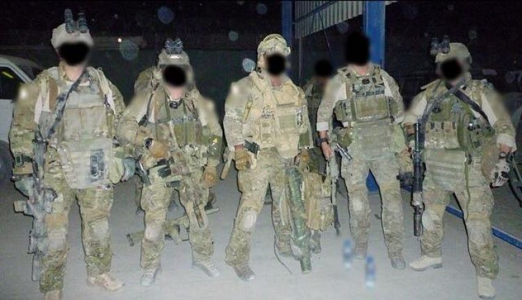 SAS Photo leaked on Facebook2