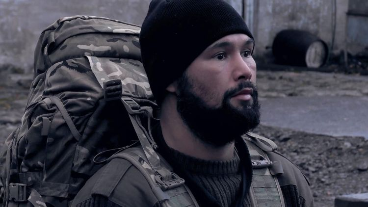 Celebrity SAS Who Dares Wins Episode 2 Tony Bellew Credit Channel 4