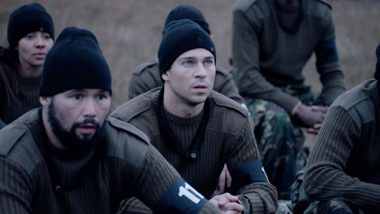 Celebrity SAS Who Dares Wins Episode 2 Tony Bellew Joey Essex Credit Channel 4