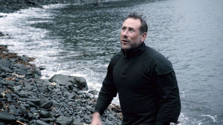 SAS Who Dares Wins 2020 Jason Fox 'Foxy Episode 5 Credit: Channel 4