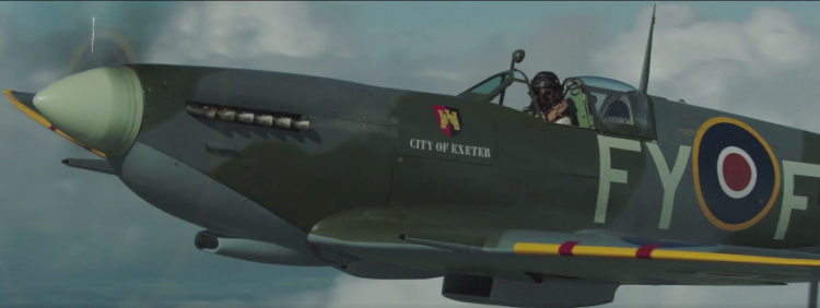 Spitfire, the documentary by Elliptical Films