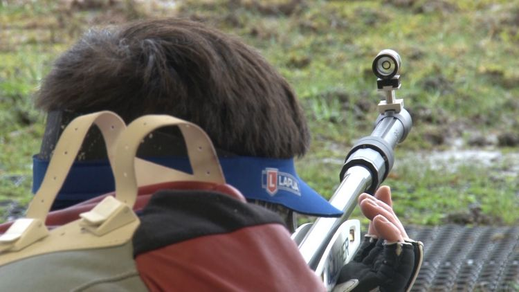 Army Shooter Prepares For His Commonwealth Games Debut