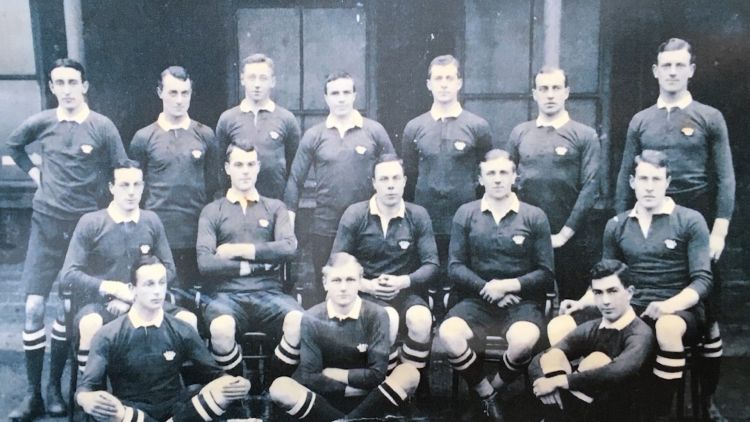 Brothers On Both Fields - Remembering Rugby Through The World Wars