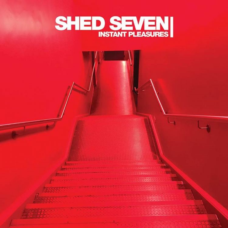 "Shed Seven Image Rights Given By Jessica Hall from Radioactive Promotions For ""Instant Pleasures"" Album Promotion Only"