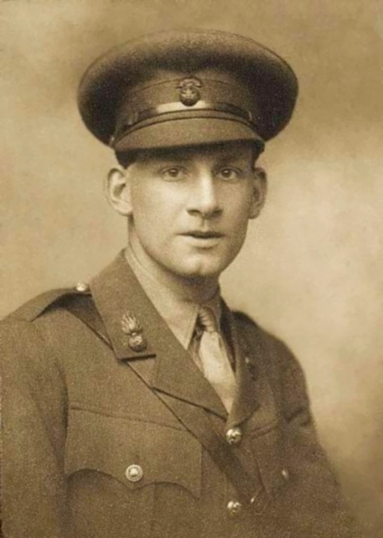 first world war poet