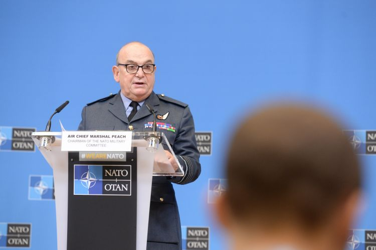 Sir Stuart Peach NATO Military Committee Chairman 160119 CREDIT NATO.jpg