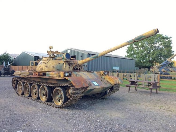 fancy a soviet tank all yours for 30 000