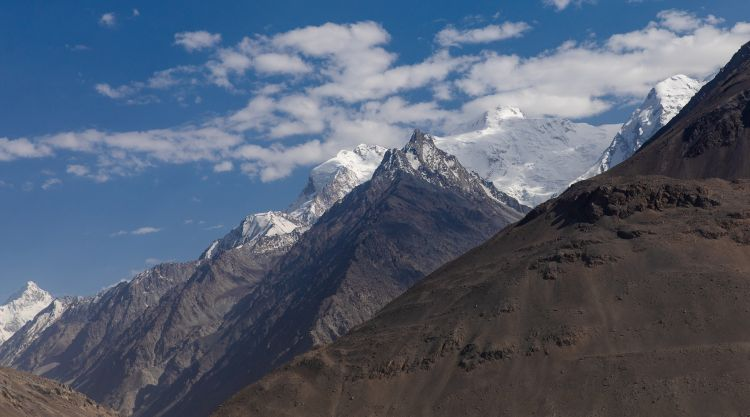 The Hindu Kush by Ninara
