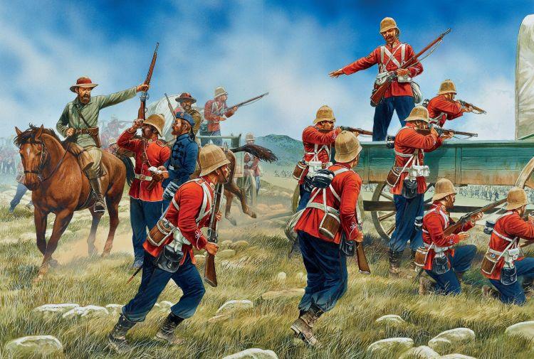 The battle of Khambula