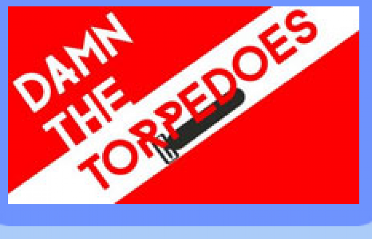 Damn The Torpedoes poster