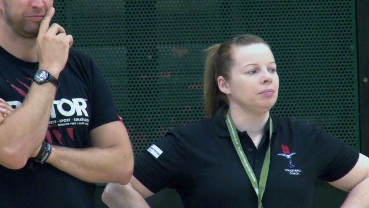UK Armed Forces volleyball