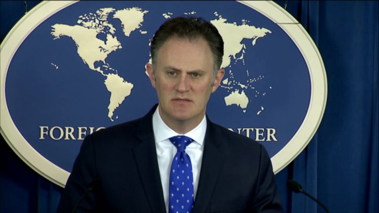 Nathan Sales is the US Coordinator for Counterterrorism (Picture: US Department of Defense).