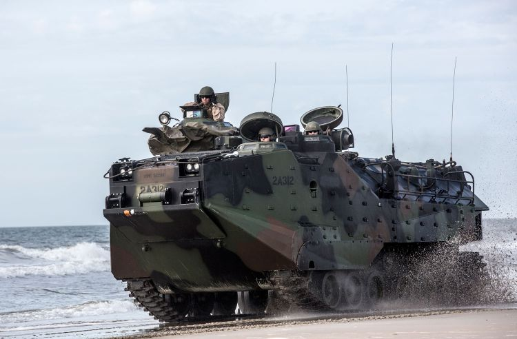 Us Marines Critically Injured In Training Accident