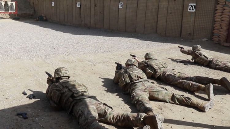 US Troops To Leave Afghanistan Before Next Presidential Election